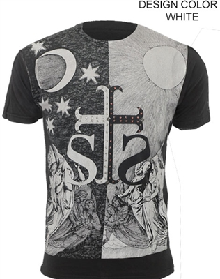 Designer T-Shirt Saint Death in Vegas