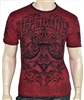 Affliction  Honor Glory Reversible Shirt