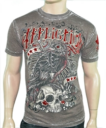 Affliction Men Memphis Tee