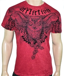 Affliction Men Buho Tee