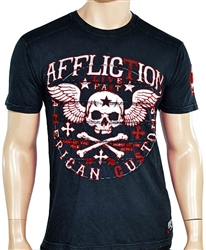 Affliction Men Creeps Tee