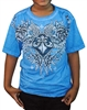 Affliction Kids Angel wing Tee
