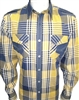 House of Lords Clothing HLS 4022 Yellow Blue
