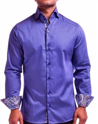 "Mondo Jeans ""Bazaar"" Dress Shirt 758327"