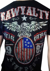 RawyaltyMens 1982 Eagle Custom Shirt