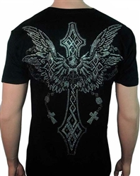 Rawyalty Cross Wings Designer Shirt