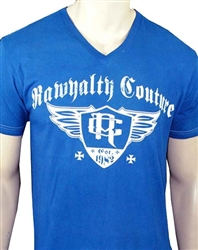 Rawyalty Vintage Couture Wings T-Shirt