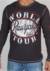 Rawyalty Couture World Tour Black Thermal
