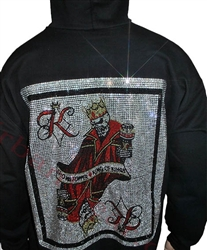 Showstopper King of Diamonds Hoodie
