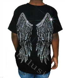 Showstopper Kids Angel Wings T-Shirt