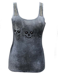 Rawyalty Ladies No Evil Tank Tank Top